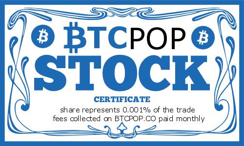 Btcpop Share IPO
