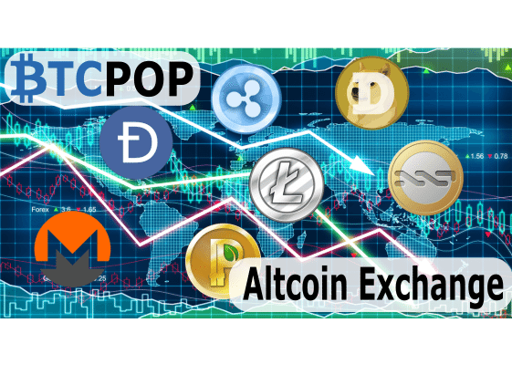 Btcpop's Altcoin Exchange and other Altcoin Tools