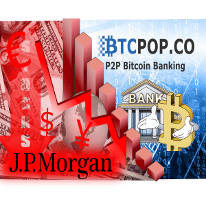 featured image for Bitcoin will Kill Banks, not Banking article. Btcpop.co is the new p2p Bitcoin Bank
