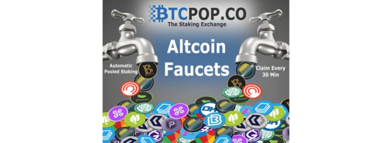 Altcoin Faucet Launched